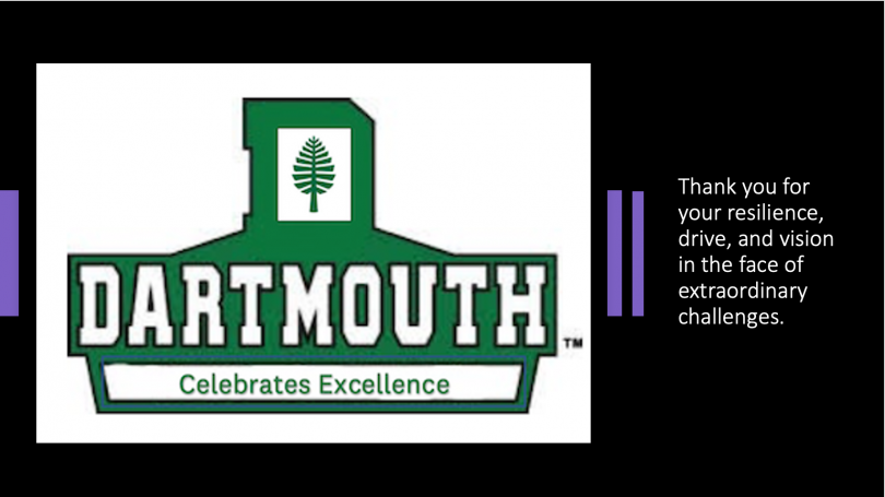 Dartmouth Celebrates Excellence
